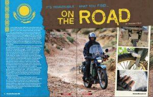 Adventure Motorcycle USA