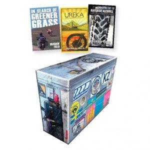 Boxed 3 Book Set