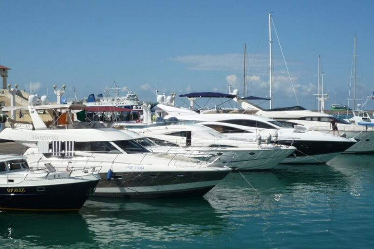 Day 24 Sochi, Expensive boats with expensive women laying on them, 4 years before the Olympics