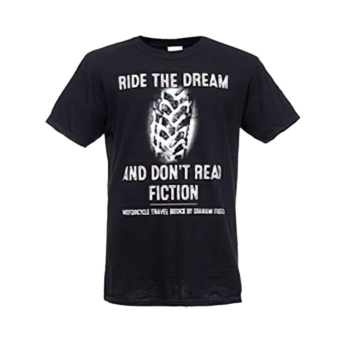 Ride the Dream - Black Shirt